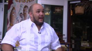 Miami community divided over US-Cuba change