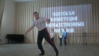 Урок танцев в школе Родник