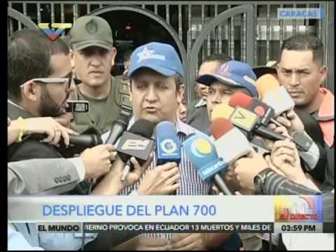Sundde y gobierno venezolano inspeccionan panaderías en Caracas