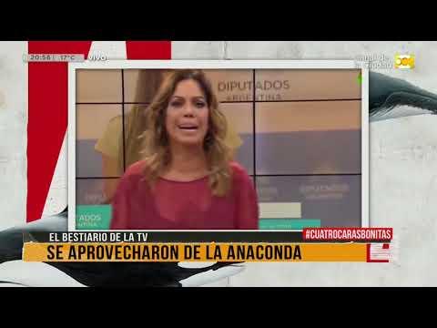 """<h3 class=""""list-group-item-title"""">Bestiario de la TV de 4 Caras Bonitas - 19/10</h3>"""