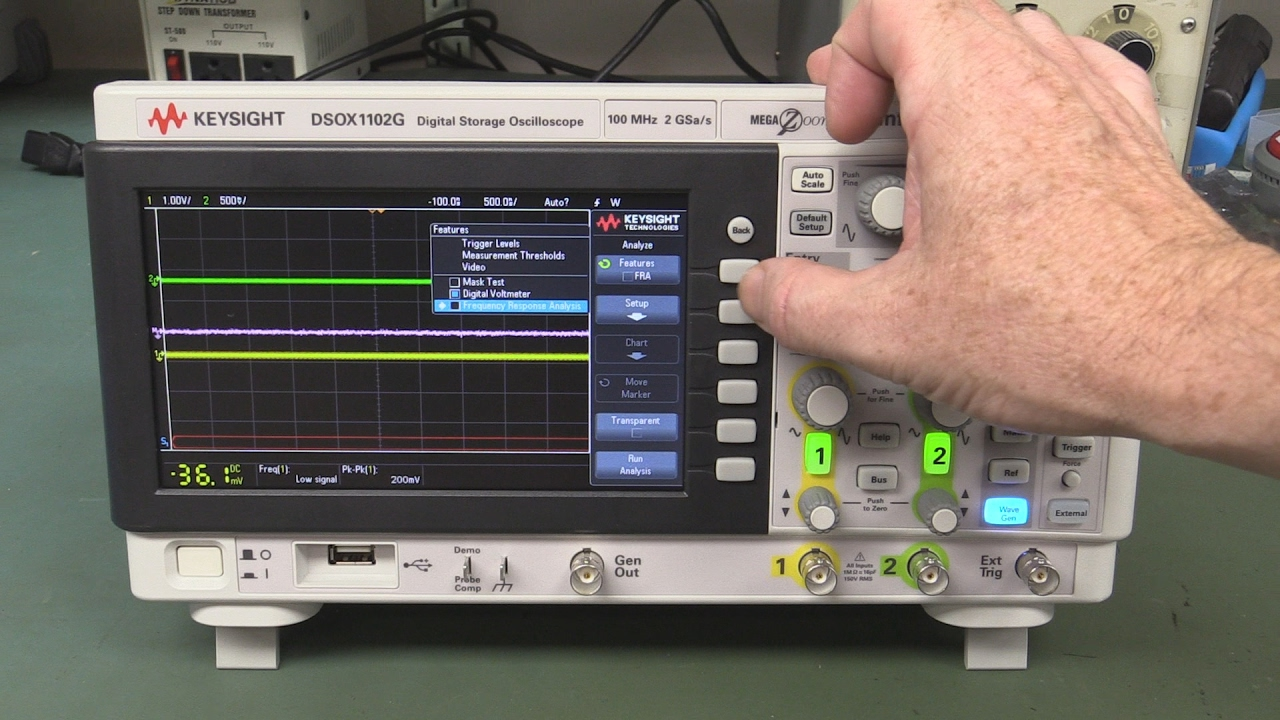 keysight oscilloscope giveaway sneak peek new keysight 1000 x series oscilloscope youtube 2559