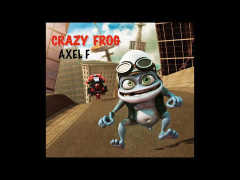 Crazy Frog - Axel F | 1 Hour