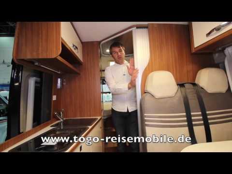 Globecar Campscout 2016 von TOGO REISEMOBILE