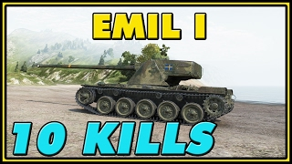 World of Tanks | Emil I - 10 Kills - 7.4K Damage