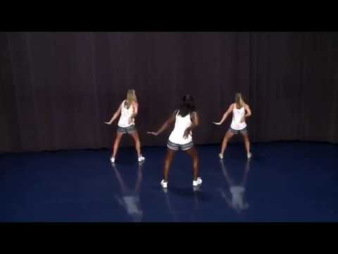 Cheraw High School UCA Tryout Dance Teach 2017