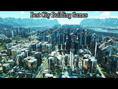 top 10 juegos de construcción city building games 2016 youtube
