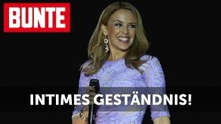 BUNTE TV - Kylie Minogue: Intimes Geständnis