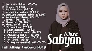 Gambar cover Lagu Nissa Sabyan terbaru 2020   Full Album