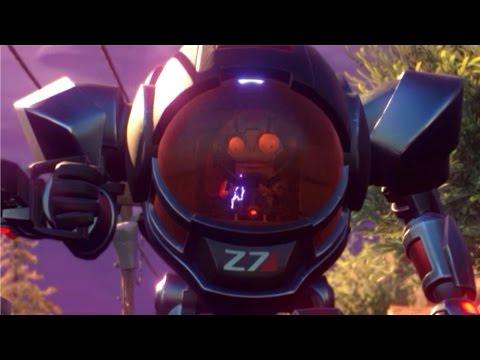 Plants Vs. Zombies Garden Warfare 2 Z7-Mech Imp Boss Gameplay