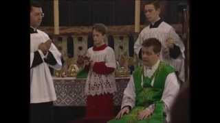 La sainte Messe catholique