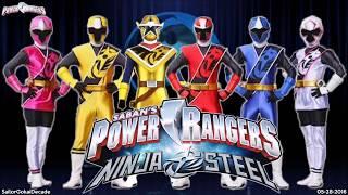 Power Ranger Ninja Steel Theme (The FestEvil Extended Test)