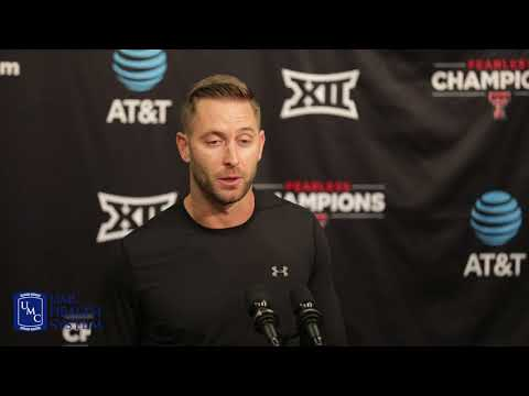 Kliff Kingsbury on how the team responds to 11 a.m. games