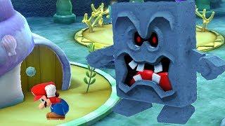 Mario Party 10 - BIG BAD BOWSER Challenge Mini Games (Mario vs Luigi vs Yoshi Master Difficulty)