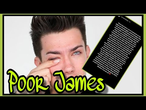 JAMES CHARLES DE NUEVO EN DRAMA?? BLOQUEARA COMENTARIOS NEGATIVOS!!! thumbnail