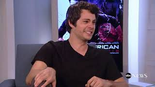 "dylan o'brien saying ""oh my god"" 50 times"
