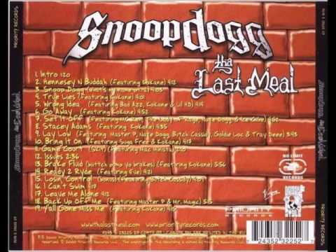 Snoop Dogg   Tha Last Meal FULL ALBUM