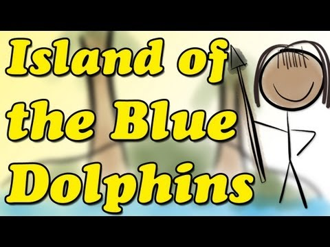 Island of the Blue Dolphins by Scott O'Dell (Book Summary and Review) - Minute Book Report