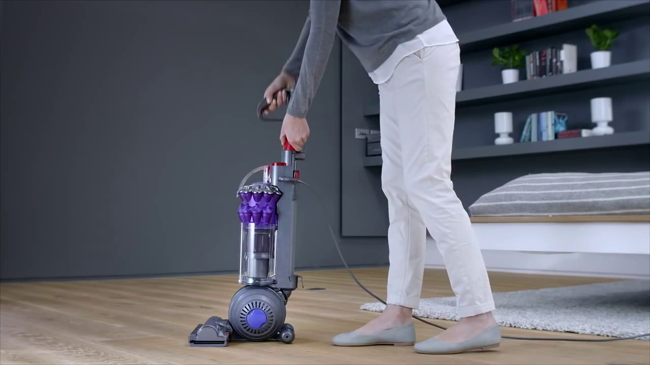 aspirator dyson small ball multi floor - youtube