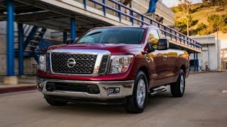 Nissan Titan 2018 Car Review