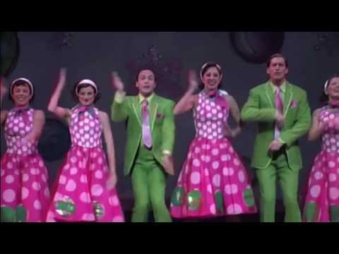 Patti Colombo Choreographer - White Christmas Montage - YouTube