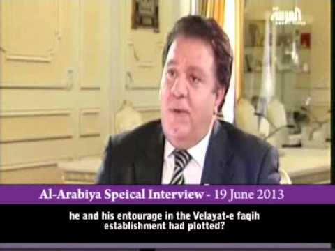 Al-Arabiya TV Special Interview with