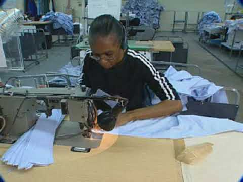 Garment Construction- Dress shirt construction