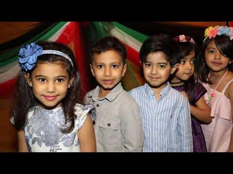 The Universal American School Kuwait- KG Spring Show