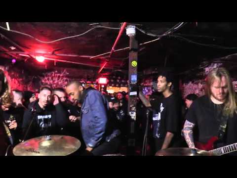 Jesus Piece live at The meatlocker Nj (HD) 1-8-16