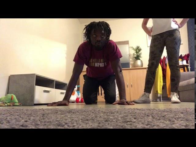Danse Afro 6 avec Baruc