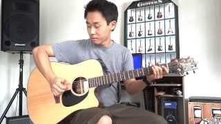 Baixar (Bon Jovi) Misunderstood - Rodrigo Yukio (Fingerstyle Guitar Cover)
