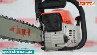 Видеообзор бензопил Дніпро-М от specinstrument.ua