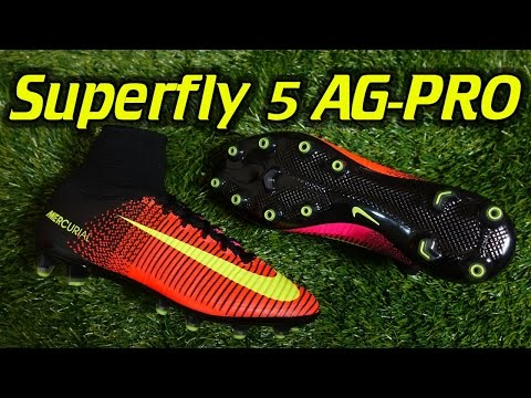 AG-Pro Nike Mercurial Superfly 5 (Spark Brilliance Pack) - Review + On Feet