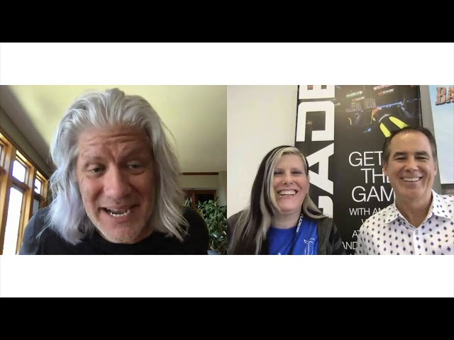 Ep 26: Bob Cooney's Virtual Reality Deep Dive - Doug Durst and Chanel Summers of VRstudios