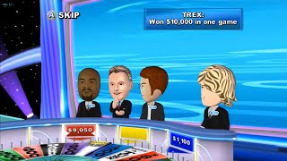 Wheel of Fortune (Wii Edition) Gameplay - Dolphin Emulation **1080p**