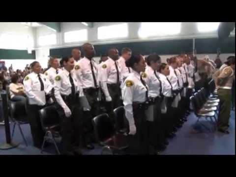 22 graduates of Security Officer