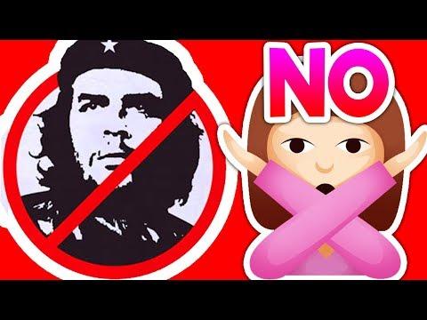 🚫 Por esto NUNCA compres NADA del Che Guevara ⛔️