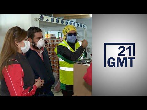حملات مدنية بتونس لمساعدة الفقراء في ظل تفاقم أزمة كورونا