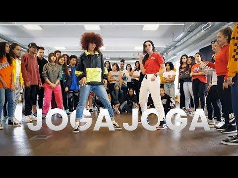 Dj Hamida feat. Caroliina et F1rstman - Joga Joga   Dance Choreography