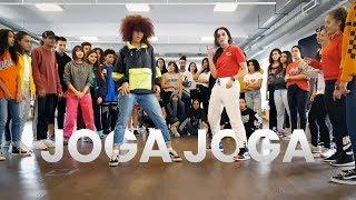 Dj Hamida feat. Caroliina et F1rstman - Joga Joga | Dance Choreography
