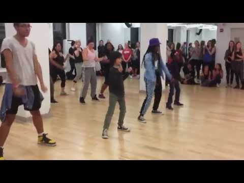 Dance Routine to Sledgehammer (with Fifth Harmony)