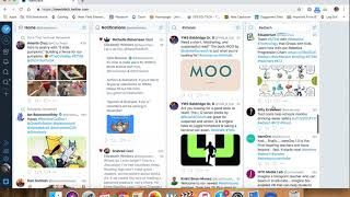 Twitter Chat Tutorial