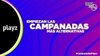 En directo Campanadas Playz 2017 | Andrea Compton con Stone, Miare, Kikillo y Bannanitas | Madrid