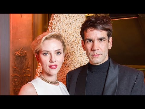 Scarlett Johansson and Romain Dauriac Split After 2 Years of Marriage