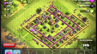 How Good Are Archers - Clash of Clans Attack