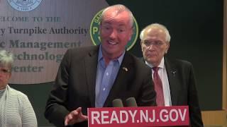 Gov. Murphy about snowstorm response thumbnail