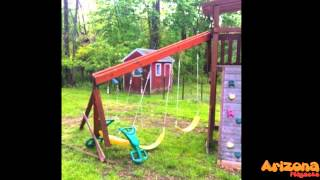 Do Not Buy A Wooden Swing Set Without Knowing These First!