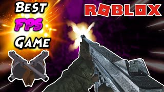 THE BEST FPS GAME ON ROBLOX!? | Roblox Funny Moments
