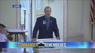 Rauner Honors Officers