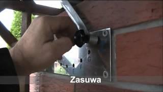 Repeat youtube video Wędzarnia - szczegóły budowy