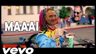 Nelson Mondialu feat Lil Pump-MAAAI (Official Music)